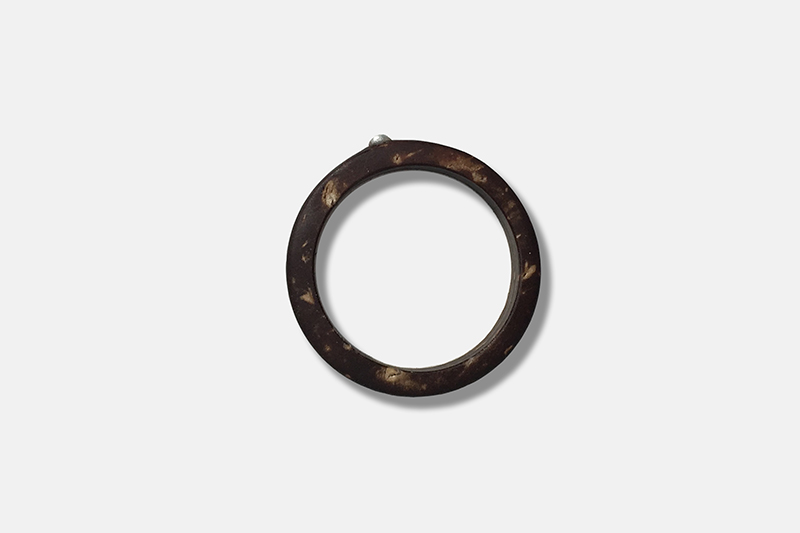 pearl coconut ring